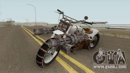 Western Gargoyle (Apocalypse V1) GTA V for GTA San Andreas