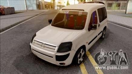 Citroen Berlingo for GTA San Andreas