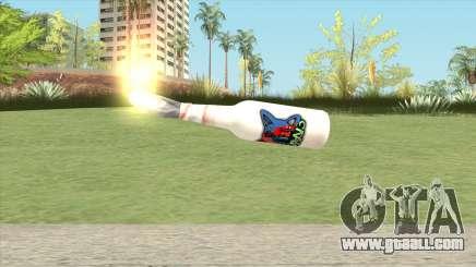 Molotov Cocktail (White) for GTA San Andreas
