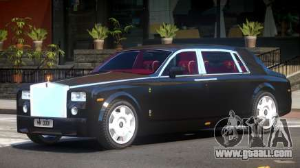 Rolls-Royce Phantom ST for GTA 4
