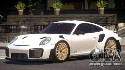 Porsche 911 GT2 RS V1.0 for GTA 4