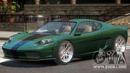 Grotti Turismo GTS for GTA 4
