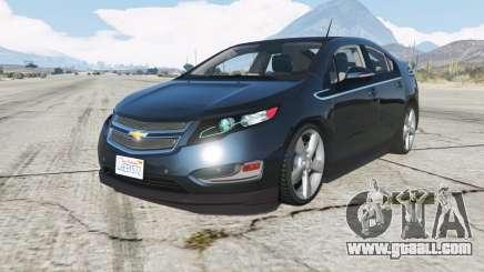 Chevrolet Volt 2012 for GTA 5