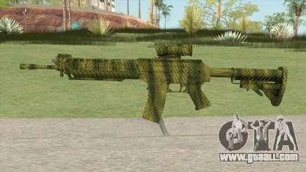 SG-553 Python (CS:GO) for GTA San Andreas