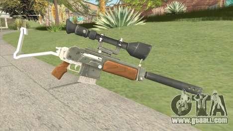 Semi-Automatic Sniper (Fortnite) for GTA San Andreas