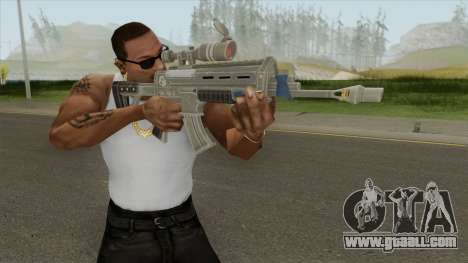 Scoped Assault Rifle (Fortnite) for GTA San Andreas