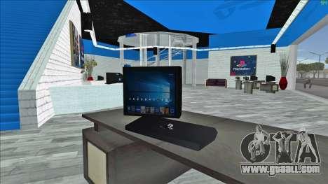 Playstation Store (PS4 Store) for GTA San Andreas