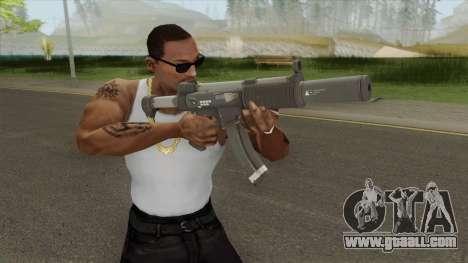 Suppressed SMG (Fortnite) for GTA San Andreas
