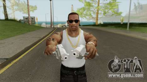 Dual Pistols (Fortnite) for GTA San Andreas