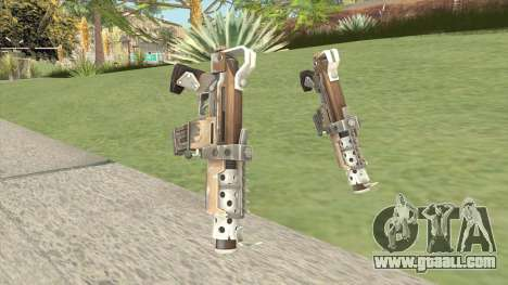 New Tactical SMG (Fortnite) for GTA San Andreas