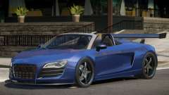 Audi R8 Roadster Tuning for GTA 4