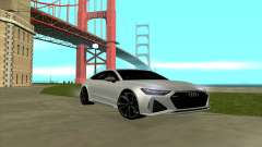 2020 Audi RS7 for GTA San Andreas