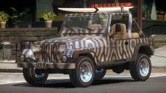 1988 Jeep Wrangler PJ4 for GTA 4