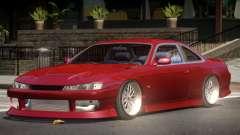 Nissan Silvia S14 Tuned for GTA 4