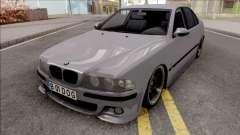 BMW M5 E39 Romanian Plate