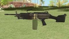 M249 (Insurgency: Sandstorm) for GTA San Andreas