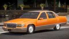 Cadillac Fleetwood V1.0 for GTA 4
