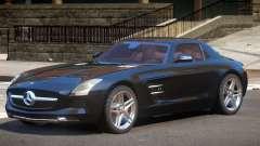 Mercedes SLS AMG V1.0 for GTA 4