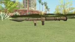 Rocket Launcher GTA V (Army) for GTA San Andreas