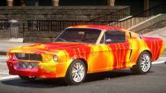 Shelby GT500 V2.1 PJ3 for GTA 4