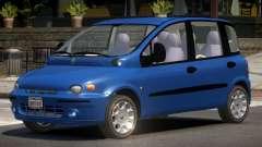 Fiat Multipla V1.0 for GTA 4