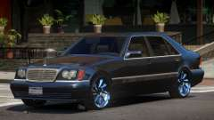 Mercedes Benz S600 ST for GTA 4
