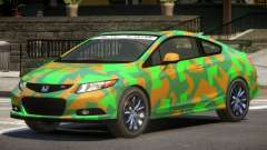 Honda Civic Si GT PJ4 for GTA 4