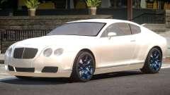 Bentley Continental GT2 for GTA 4