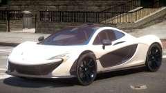 McLaren P1 GT Sport for GTA 4