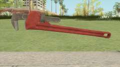 Pipe Wrench GTA V HQ for GTA San Andreas