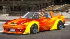 Nissan 380SX GT PJ3 for GTA 4