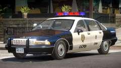 Chevrolet Caprice Police V1.0 for GTA 4