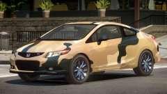 Honda Civic Si GT PJ2 for GTA 4