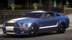 Shelby GT500 SS