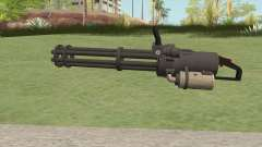 Coil Minigun (NG Black) GTA V for GTA San Andreas