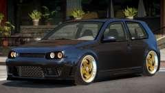 Volkswagen Golf Edit for GTA 4