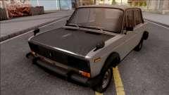 VAZ 2106 Grey for GTA San Andreas