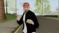Neymar JR (Beard) for GTA San Andreas