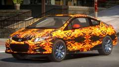 Honda Civic Si GT PJ1 for GTA 4