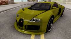 Bugatti Veyron 3B 16.4 for GTA San Andreas