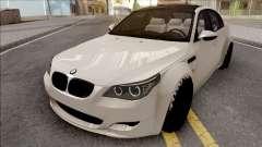 BMW M5 E60 Wide Body