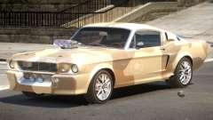 Shelby GT500 V2.1 PJ2 for GTA 4