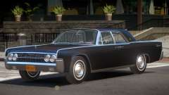 1961 Lincoln Continental for GTA 4