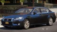 Lexus GS V1.1 for GTA 4