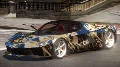 Ferrari LaFerrari GT PJ5 for GTA 4