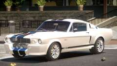 Shelby GT500 V2.1 for GTA 4