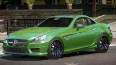 Mercedes Benz SLK 55 AMG V1.0 for GTA 4