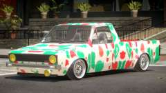 Volkswagen Caddy PJ5 for GTA 4