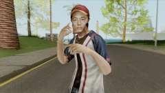 Glenn Rhee (The Walking Dead) V1 for GTA San Andreas