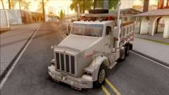 Kenworth T800 White